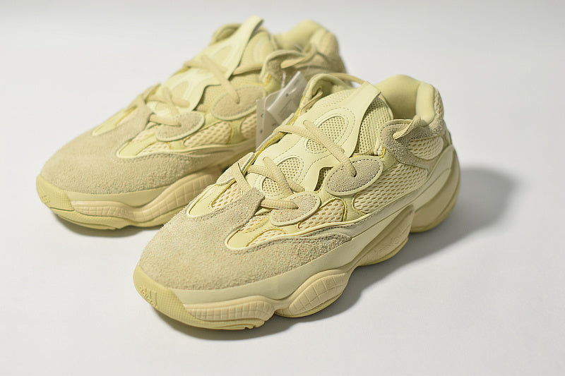 new style b4564 b416d Yeezy 500 Super Moon Yellow