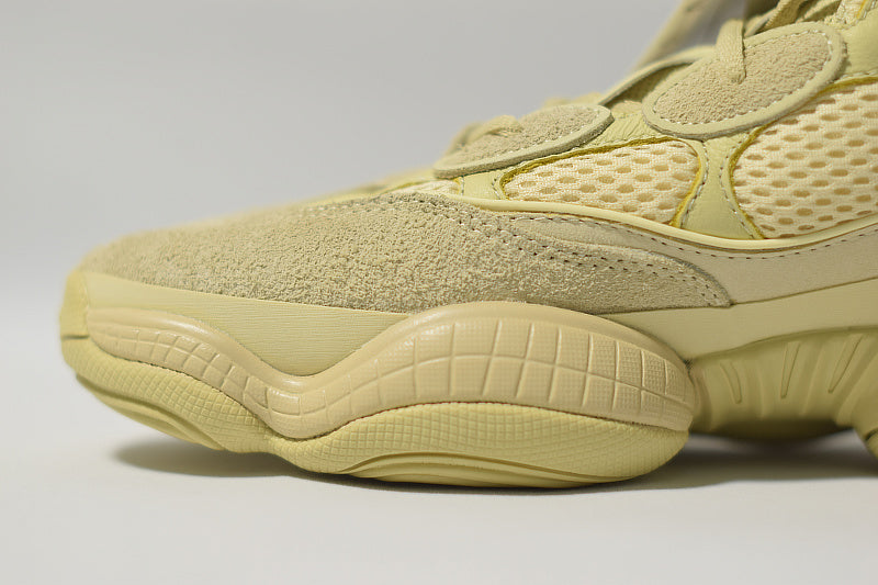 new style 40e7d 0bf01 Yeezy 500 Super Moon Yellow