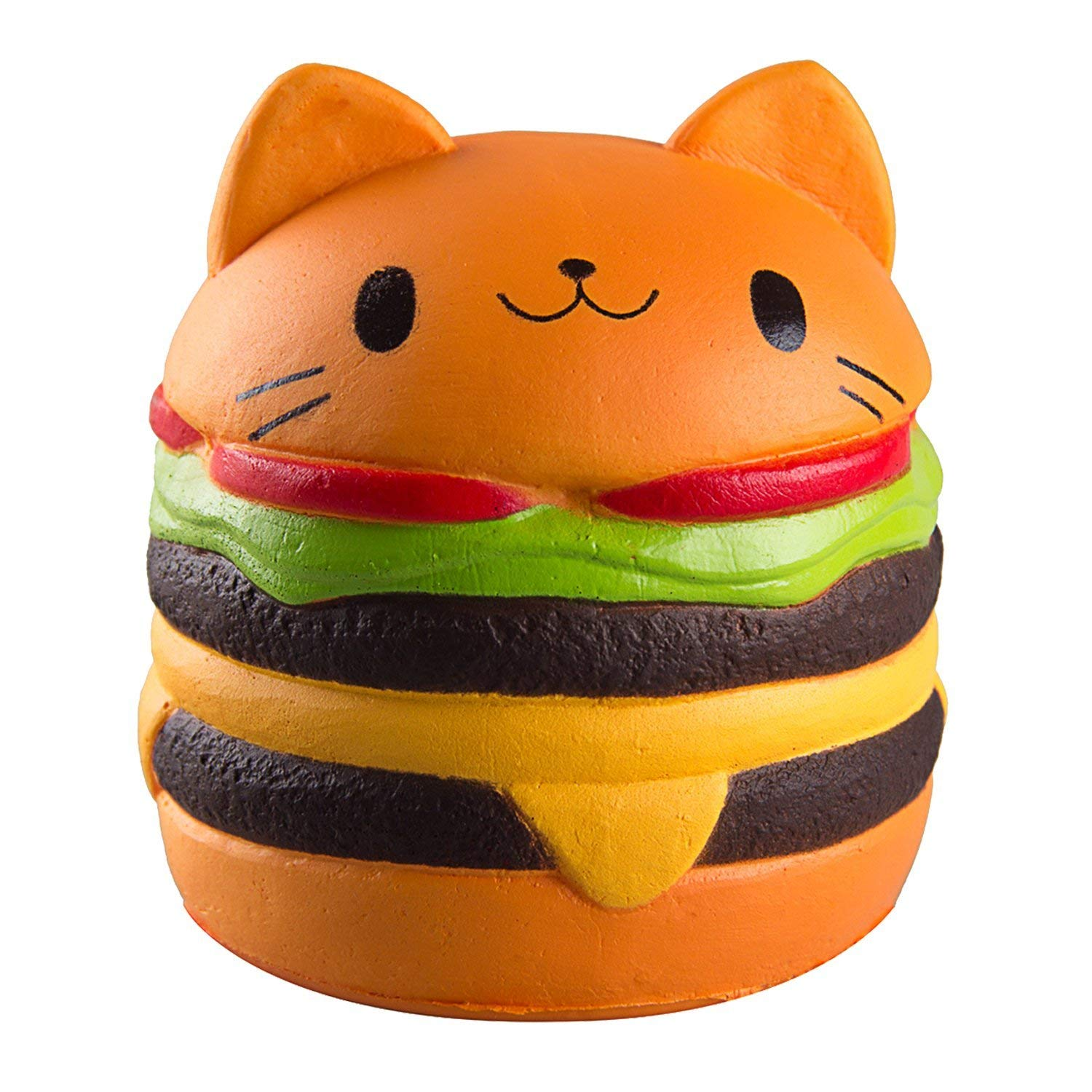 Catburger Squishy
