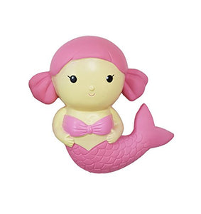 Cute Mermaid Squishy - Pink