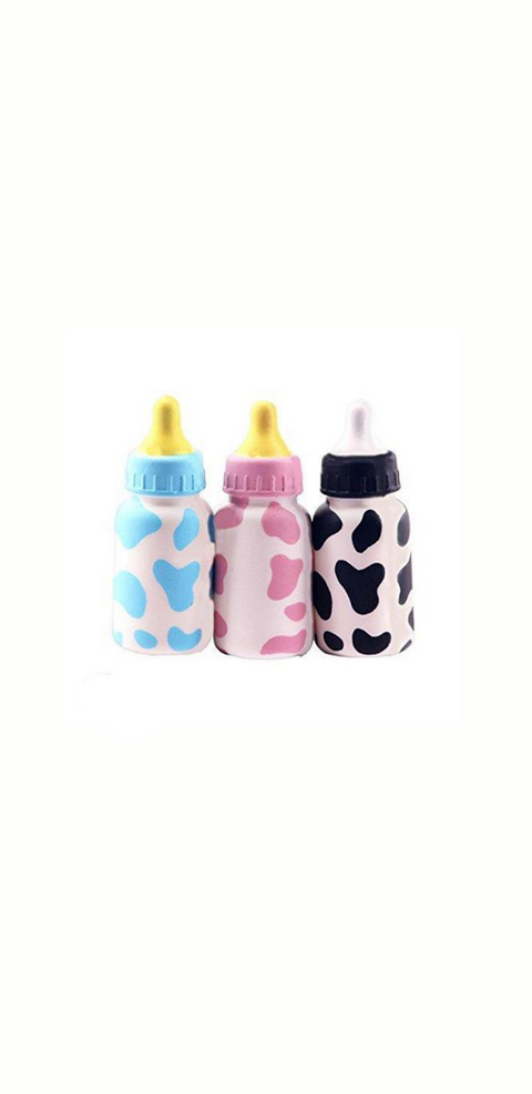 Milk Nursing Bottle (RANDOM COLOR)