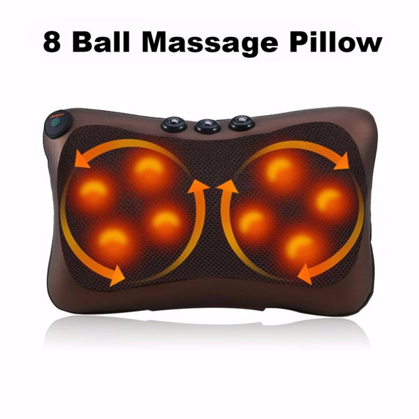 Massage Pillow to soothe your aching muscles!