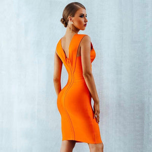 Khloe Bandage Dress