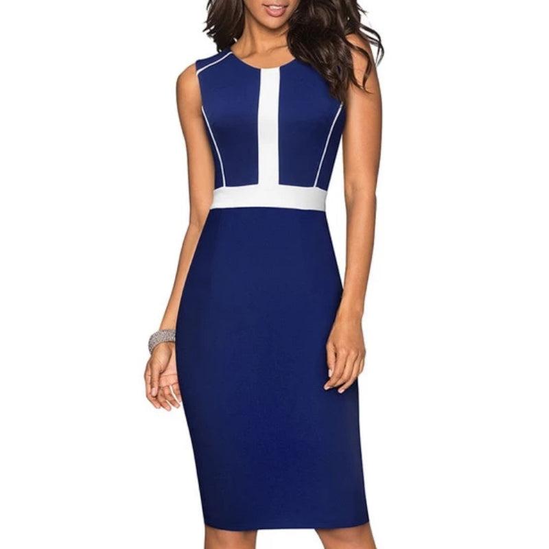 Nikki Office Sheath Dress
