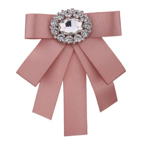 Lisa Women's Brooch Bow Tie
