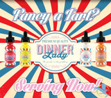 Dinner Lady ~ Lemon Tart ~ 60ML, eJuice,  Dinner Lady Premium e Liquid,- Lone Star Vapors