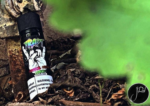 Tropical Orange Limeade - TrapT eLiquid, eJuice,  TrapT eLiquid,- Lone Star Vapors