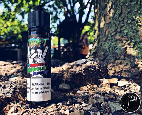 Iced Strawberry Watermelon Blueberry - TrapT eLiquid, eJuice,  TrapT eLiquid,- Lone Star Vapors
