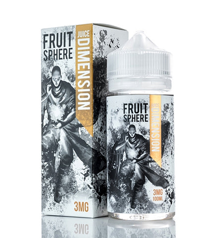 Juice Dimension Fruit Sphere by Yami Vapor, eJuice,  YAMI VAPOR,- Lone Star Vapors