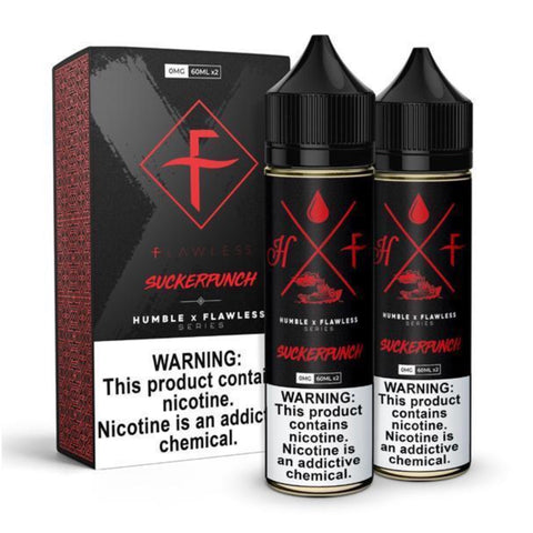 Humble X Flawless eLiquids 2 x 60ml, eJuice,  Humble X Flawless,- Lone Star Vapors