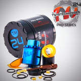 Twisted Messes TM24 Pro-Series RDA, RDA,  Twisted Messes,- Lone Star Vapors
