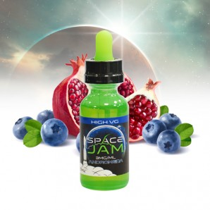 SPACE JAM ~ Andromeda, eJuice,  Space Jam,- Lone Star Vapors