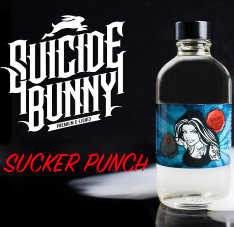 Suicide Bunny - Sucker Punch, eJuice,  Suicide Bunny.,- Lone Star Vapors