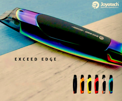 Joyetech Exceed Edge All-in-One Pod System, Starter Kits,  Joyetech,- Lone Star Vapors
