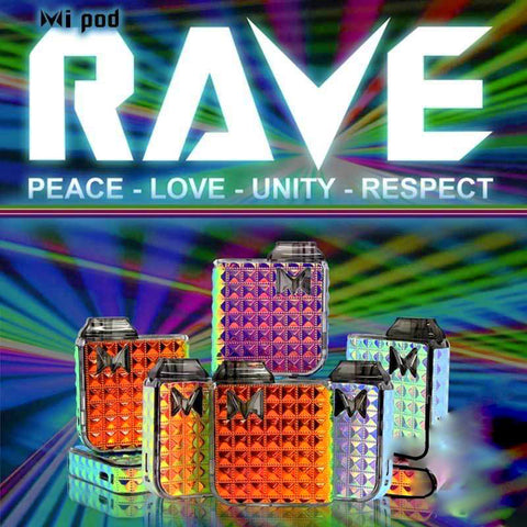Mi Pod Rave Limited Edition Starter Kit, Starter Kits,  Smoking Vapor,- Lone Star Vapors
