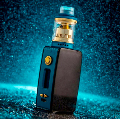 WAKE Littlefoot 60W TC Starter Kit by Wake Mod, Starter Kits,  Wake Mod Co.,- Lone Star Vapors