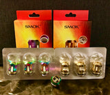 SMOK TFV8 BABY V2 REPLACEMENT COILS - COLOR EDITION, Accessory,  Smok,- Lone Star Vapors