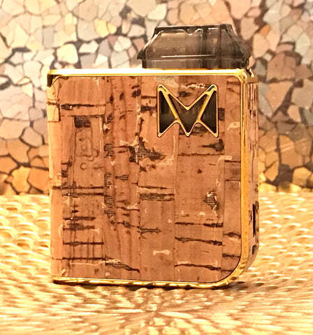 Mi Pod Limited Edition Gold Cork Starter Kit, Starter Kits,  Smoking Vapor,- Lone Star Vapors