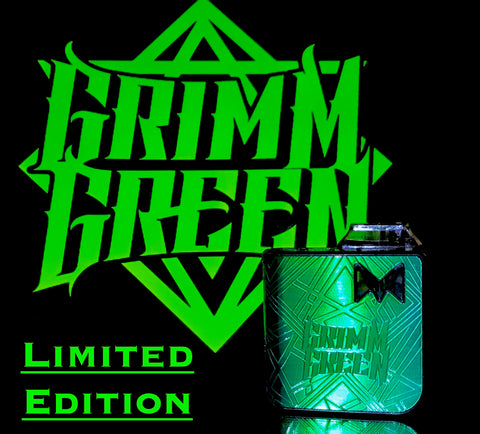 Mi Pod Limited Edition Grimm Green Starter Kit, Starter Kits,  Smoking Vapor,- Lone Star Vapors