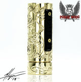 PURGE MODS - Limited Edition Hagermann Cobra Slam Piece, Mod,  PURGE MODS,- Lone Star Vapors