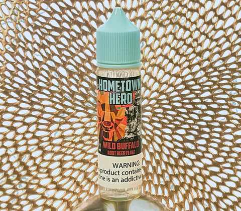 HOMETOWN HERO - WILD BUFFALO, eJuice,  HOMETOWN HERO,- Lone Star Vapors
