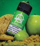 Anarchist eLiquid Green, eJuice,  Anarchist Mfg.,- Lone Star Vapors