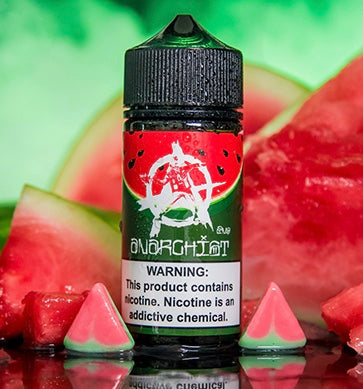 Anarchist eLiquid Watermelon, eJuice,  Anarchist Mfg.,- Lone Star Vapors