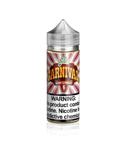 Carnival Berry Lemonade by Juice Roll Upz, eJuice,  Juice Roll Upz,- Lone Star Vapors