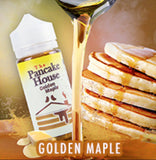 Pancake House ~ Golden Maple, eJuice,  Gost,- Lone Star Vapors