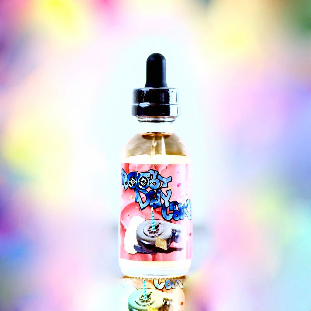 Boost Day Cake Ejuice – Lone Star Vapors