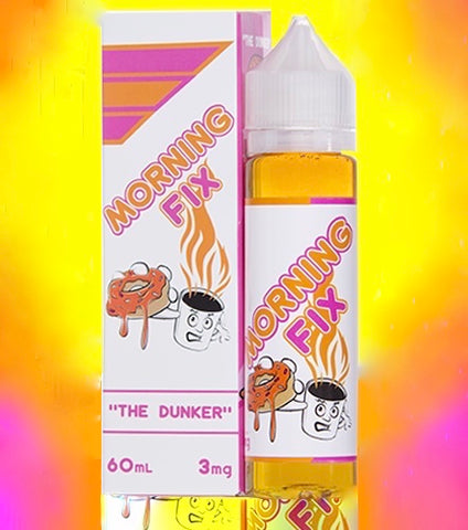 Morning Fix The Dunker, eJuice,  Morning Fix,- Lone Star Vapors