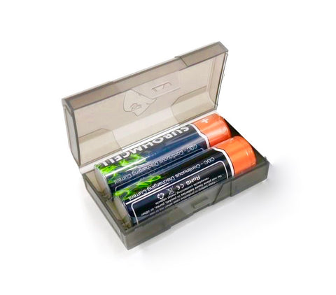 Subohmcell 18650 35amp 2800mAh Batteries with case, Accessory,  SubOhmCell,- Lone Star Vapors