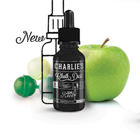 Charlie's Chalk Dust - Jam Rock, eJuice,  Charlie's Chalk Dust,- Lone Star Vapors