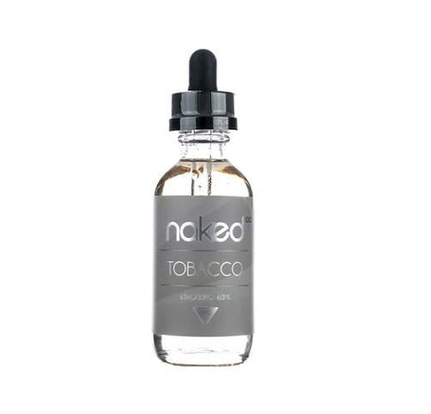 Naked 100 Tobacco Cuban, eJuice,  Naked 100,- Lone Star Vapors