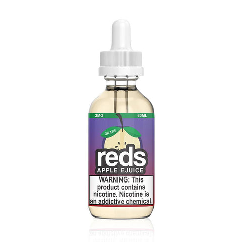 Grape Red's Apple eJuice 60ml, eJuice,  7DAZE Manufacturing,- Lone Star Vapors