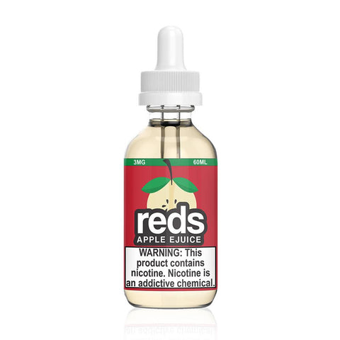 Red's Apple eJuice 60ml, eJuice,  7DAZE Manufacturing,- Lone Star Vapors
