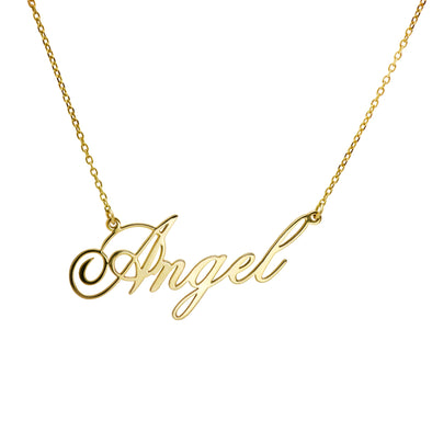 Personalized Name Necklace for Women