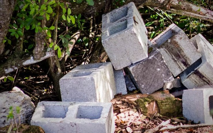 Cinder Blocks: 17 Ways to Use Them