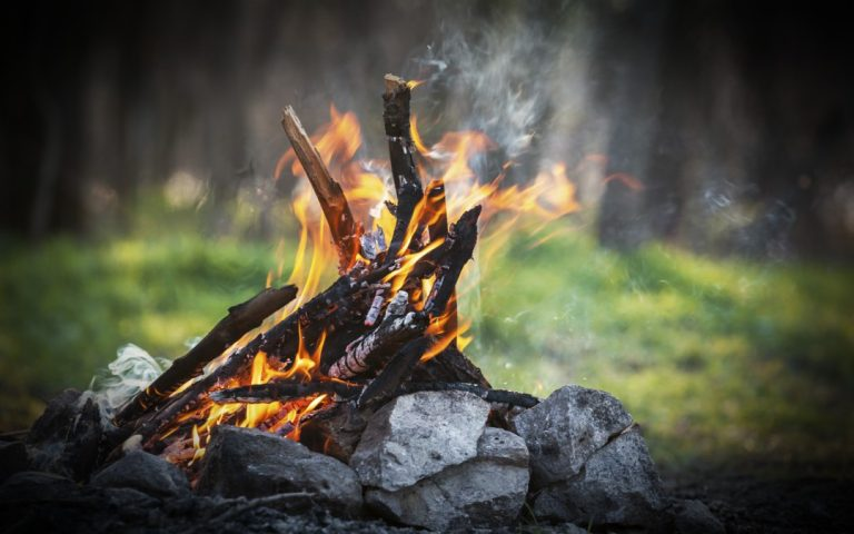 The Basics of Starting a Fire