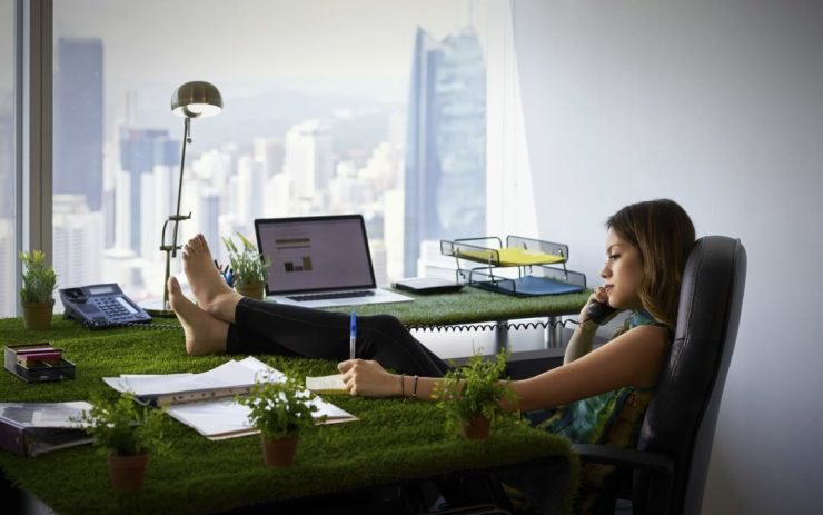 Five Ways to Go Eco-Friendly at Work and Home