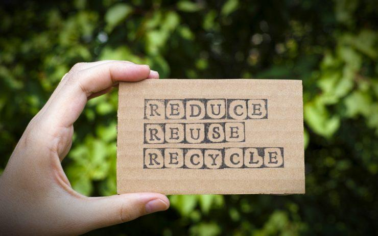 What is Reduce Reuse Recycle?
