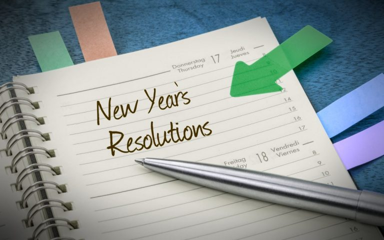 Preppers New Year's Resolutions