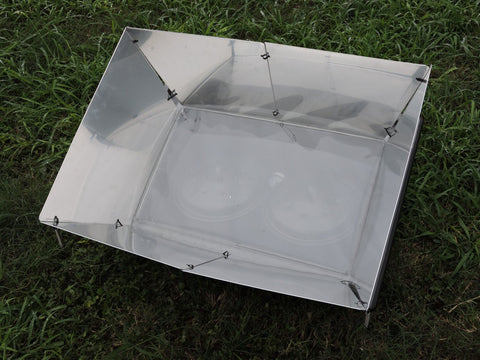Cooking -Solar Oven