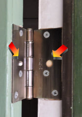 security hinge