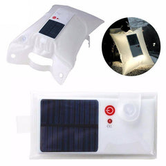 Inflatable LED Solar Camping Lamp