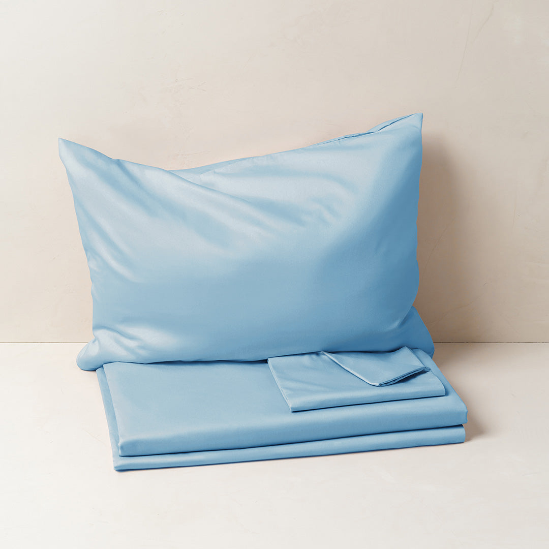Cotton Signature Set - Cashmere Blue