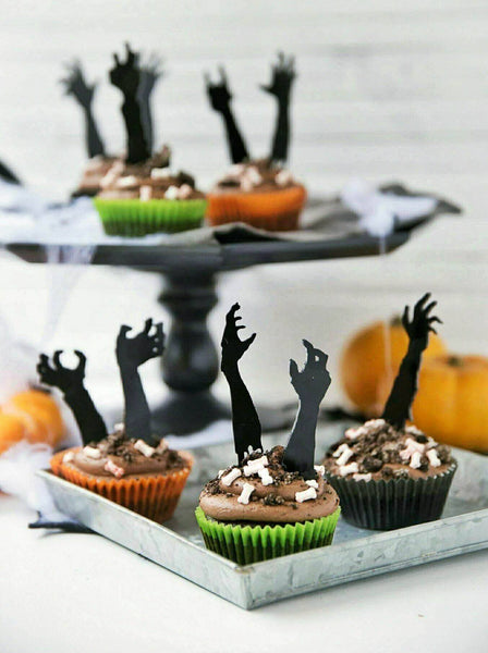 Walking Dead Vegan Cupcakes