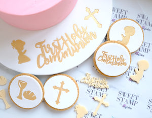 SWEET STAMP - Communion Elements Kit