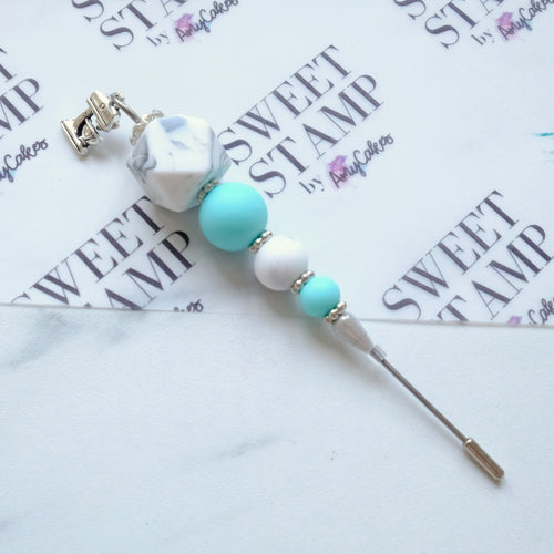 Teal & Marble Scribe