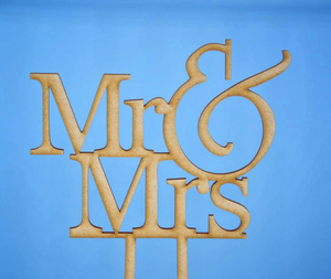 Bold Mr & Mrs Topper
